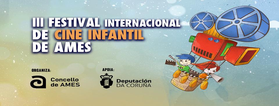 Programa do Festival Internacional de Cine Infantil de Ames