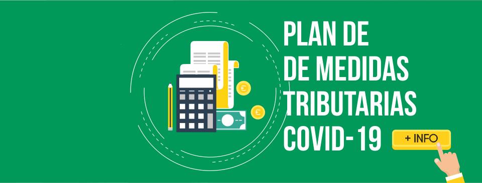 Plan de medidas tributarias Covid-19