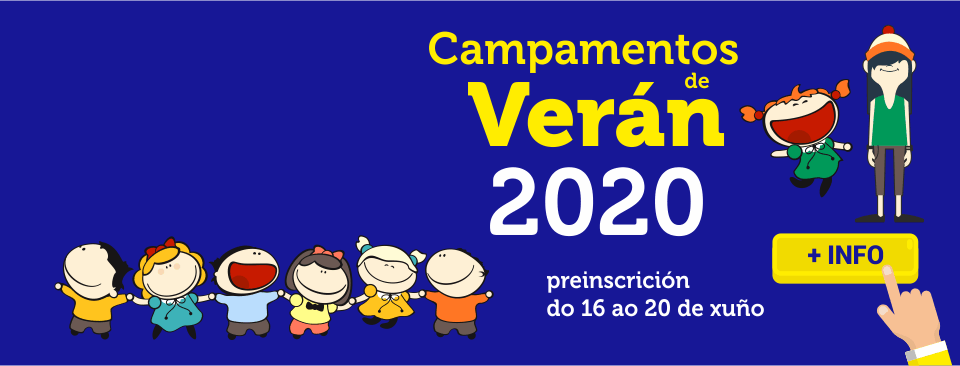 Programa de campamentos de Verán 2020