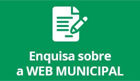 Banner encuesta sobre la web municipal