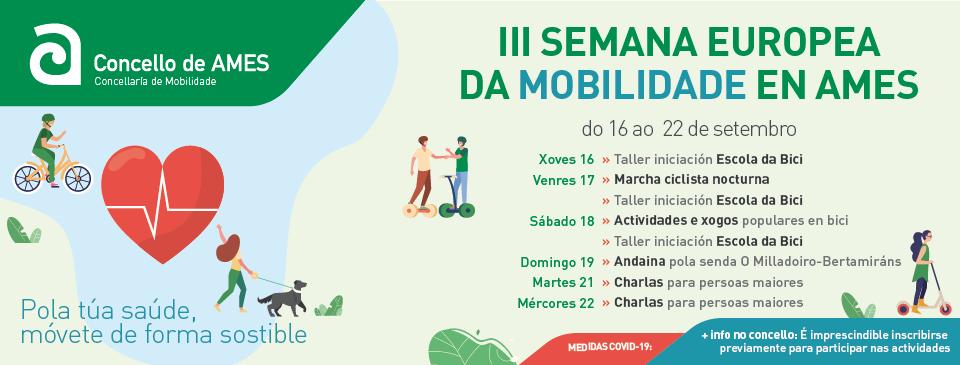 III Semana Europea da Mobilidade