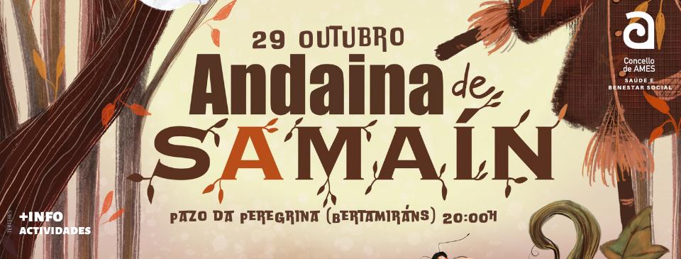 Andaina nocturna de Samaín