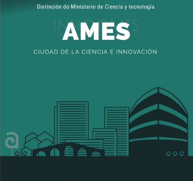 """O Concello de Ames recibirá este xoves a distinción de """"Ciudad de la Ciencia y la Innovación"""