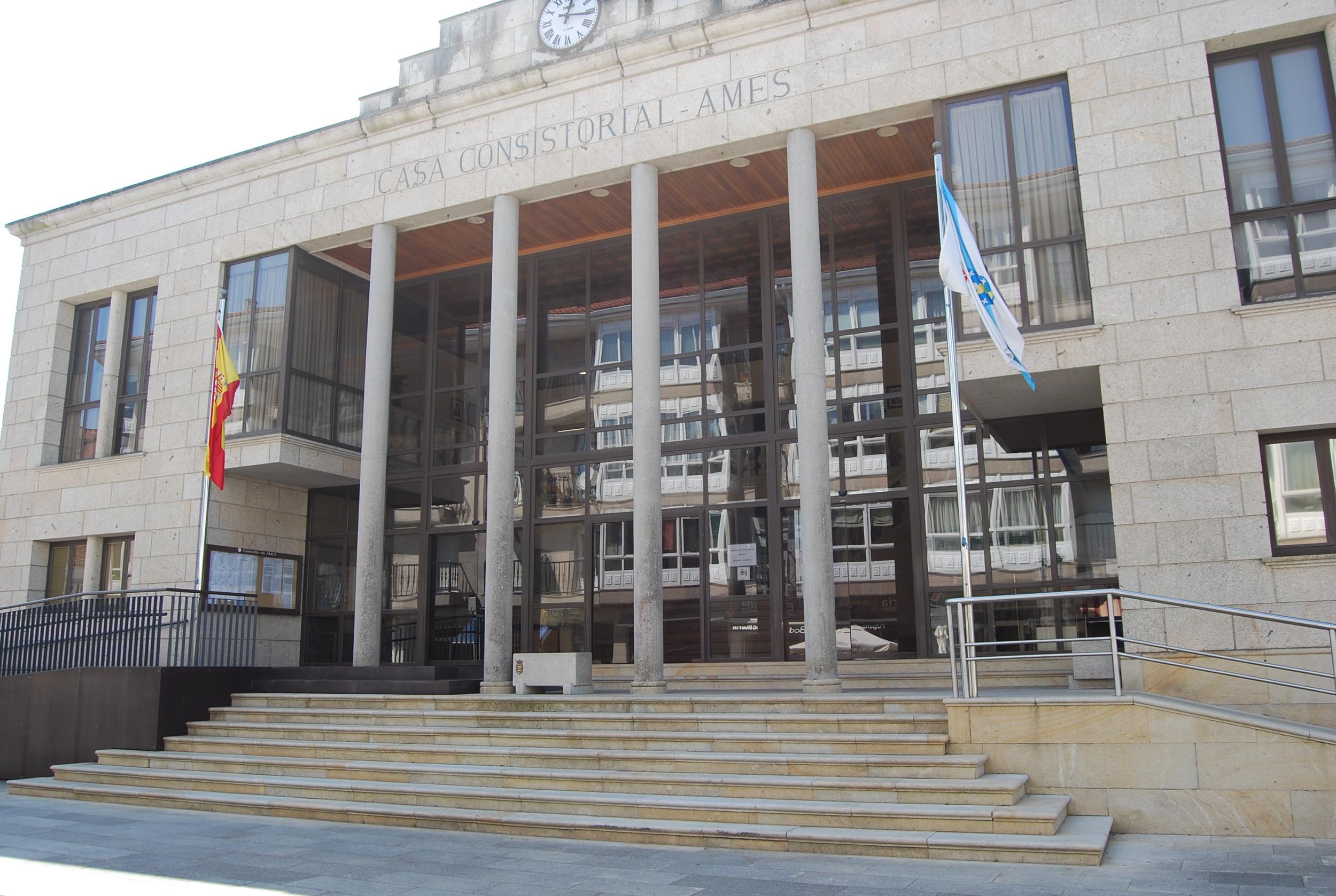 Imaxe da Casa do Concello