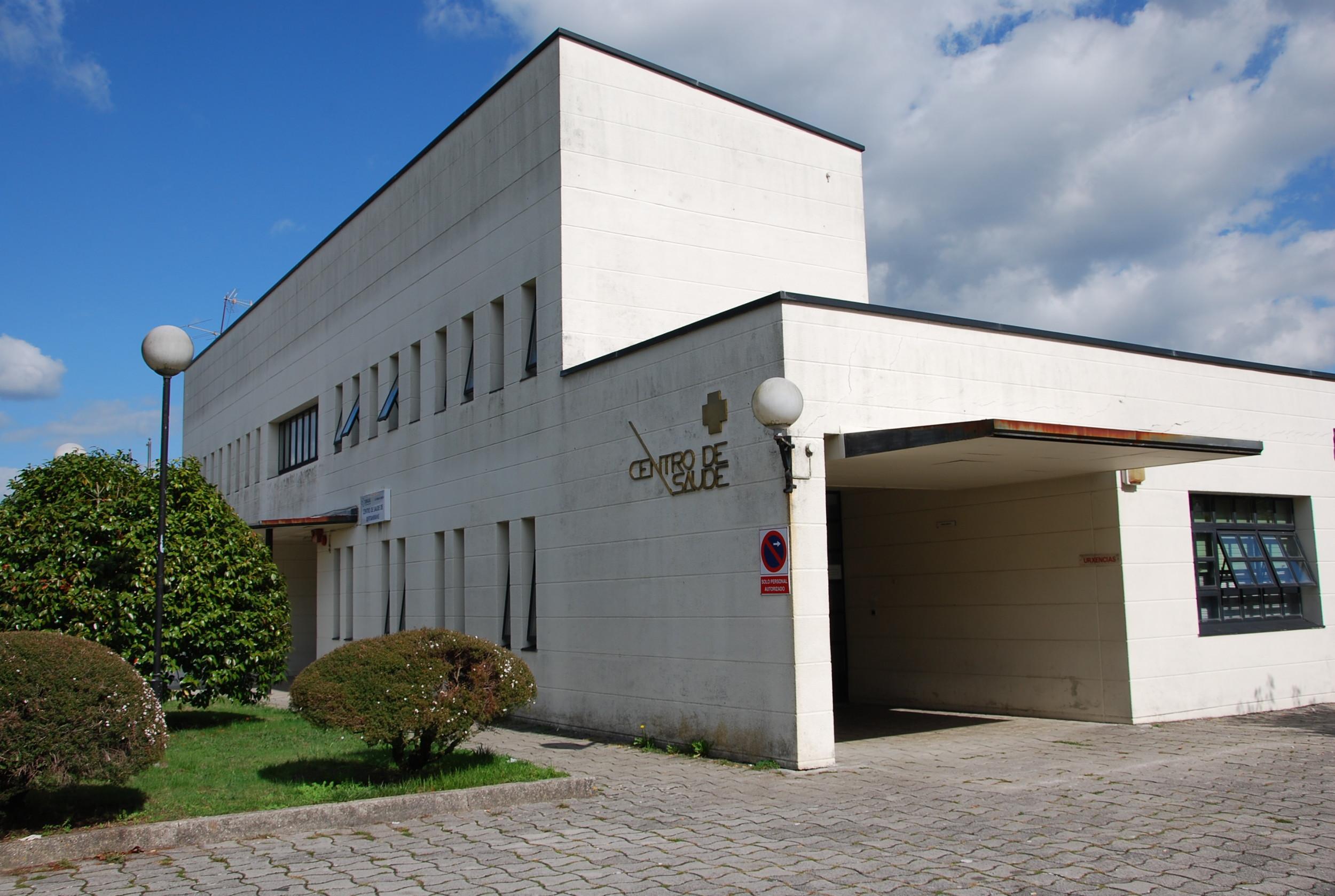 Imaxe do centro de saúde de Bertamiráns