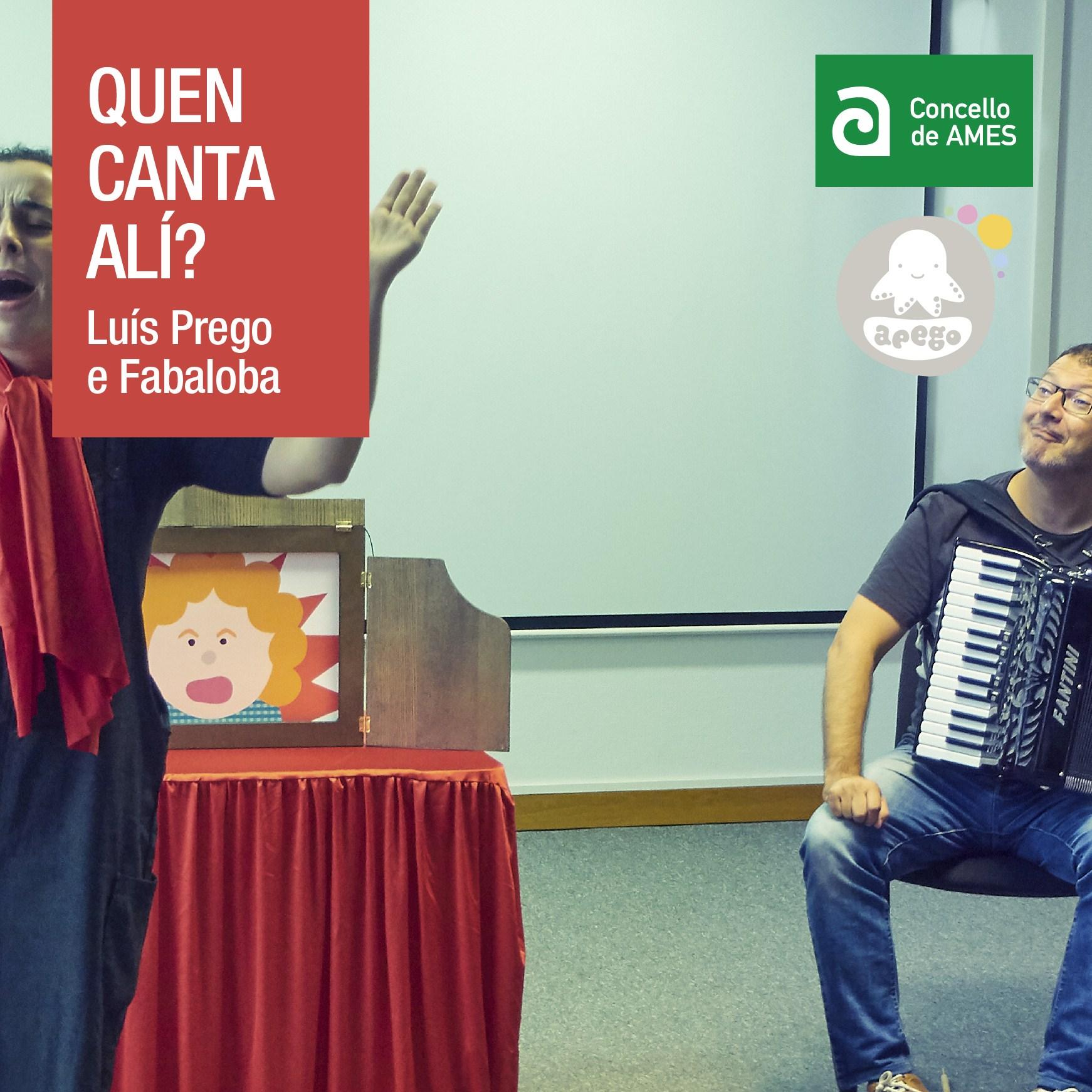 Cartel Quen Canta Alí?