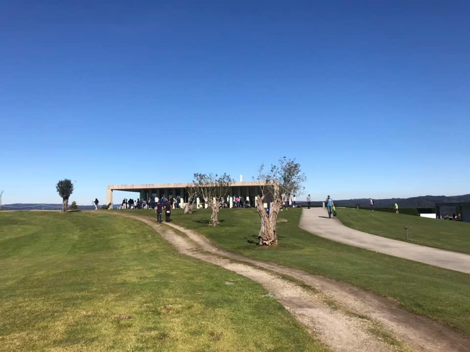 instalacións do Real Aeroclube Golf