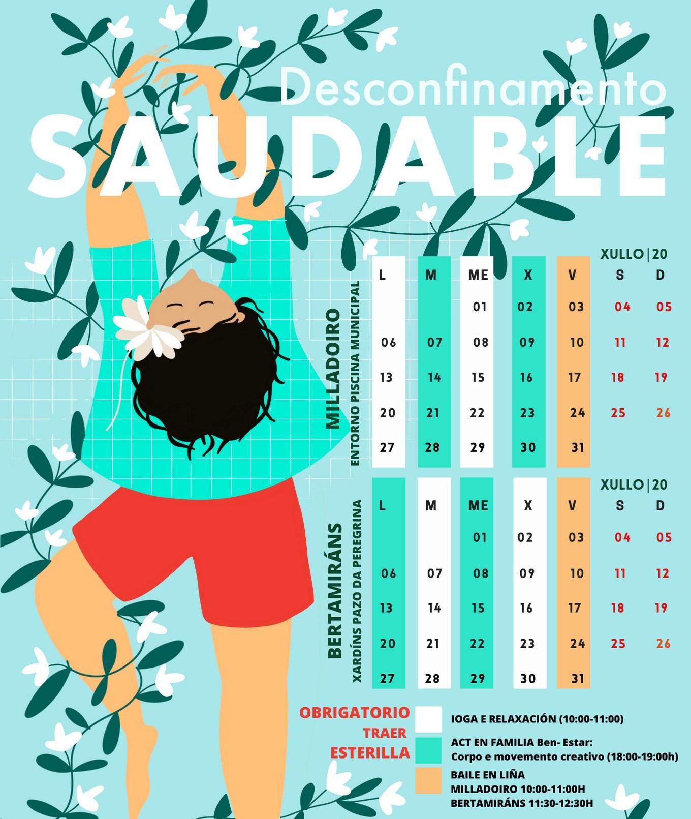 Programa Desconfinamento Saudable