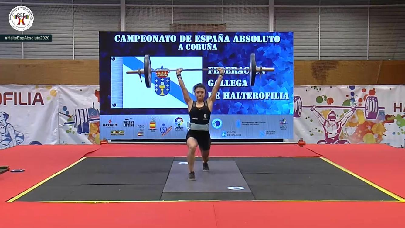 Alba Santos.