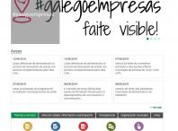 Imaxe da web municipal