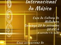 Cartel Concerto Día Música