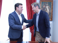 Acordo de renovación campo de fútbol de Bertamiráns
