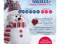 Cartel do programa Nadal Lúdico