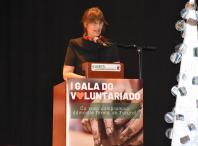 Imaxe da Gala do voluntariado de Ames