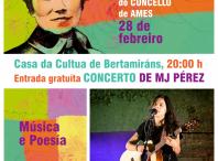 Cartel Gala de Rosalía
