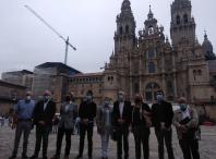 A Asociación reuniuse en Compostela
