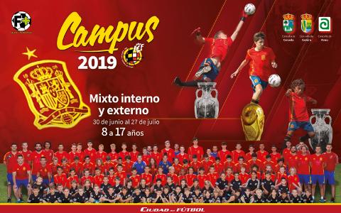 Campus Real Federación Española de Fútbol en Ames
