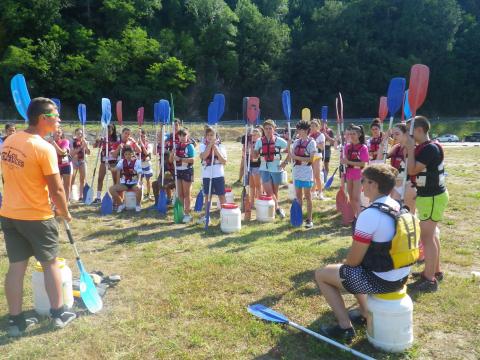 Máis de 400 rapaces e rapazas participaron este verán nos campamentos municipais