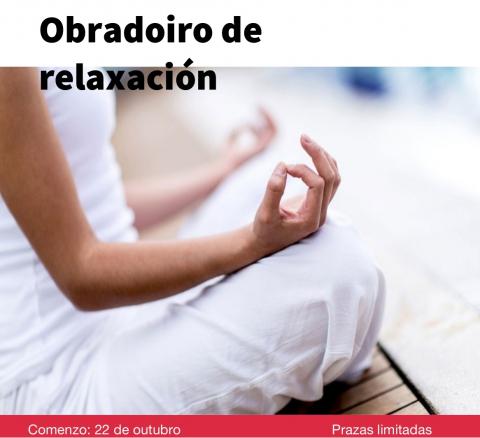 Obradoiro de relaxación