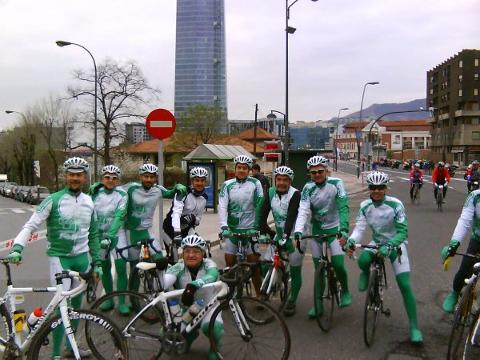 club ciclista ames