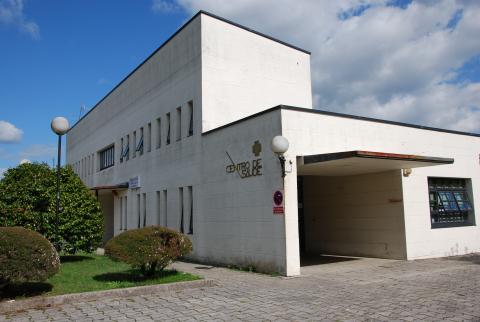 Centro de saúde de Bertamiráns