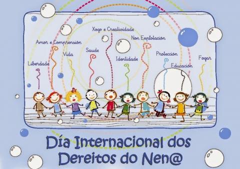Día Internacional dos Dereitos do Neno