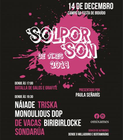 Cartel SolporSon