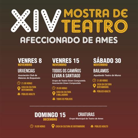 Mostra de Teatro Afeccionado de Ames