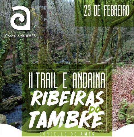 Trail e Andaina Ribeiras do Tambre