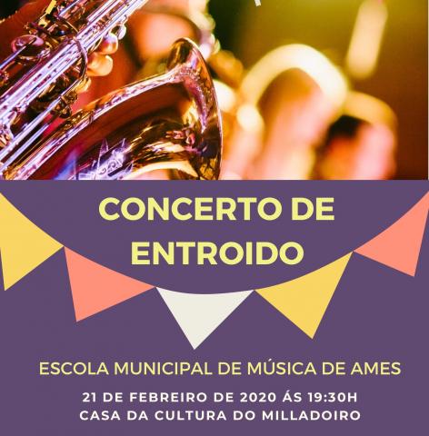Concerto EMMA festival de Entroido