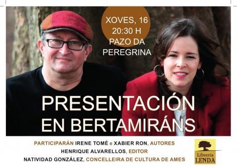 """Cartaz da presentación do fotopoemario """"Os exilios que fomos"""""""