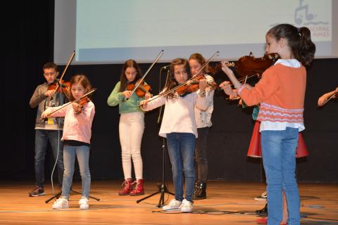 Escola Municipal de Música.