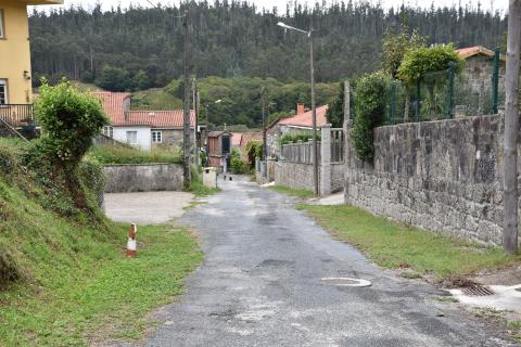 Imaxe do camiño de Portanxil a Carballo