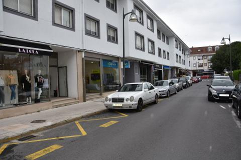 Rúa Ameneiral.