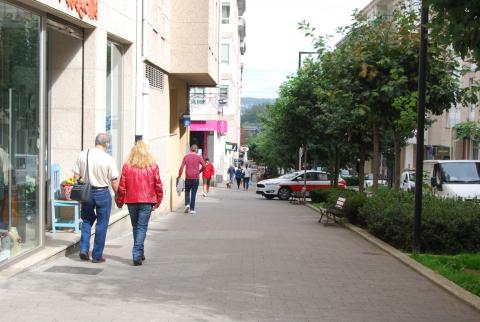 O Milladoiro segue á cabeza do concello cun total de 13.435 habitantes censados