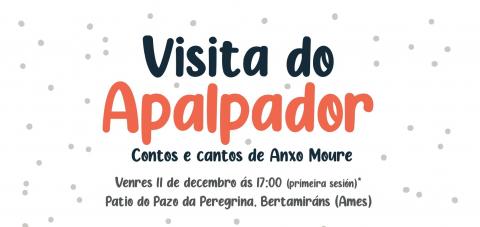 O Apalpador baixa do Courel para visitar as crianzas de Ames o venres 11 de decembro