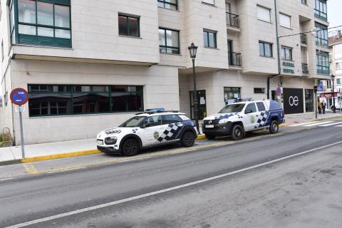 Oficina Policía Local.