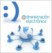 Imaxe de arquivo da Administración electrónica