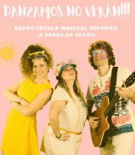 Cartel de Danzamos no verán