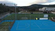 Área deportiva de Bertamirans
