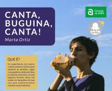 Cartaz de Canta, Buguina, canta!