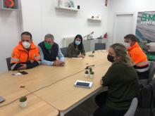O Concello de Ames colabora na recollida de material para os afectados pola erupción do volcán na Palma