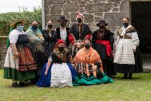 O Concello de Ames colabora cos grupos de música e baile tradicional de Ames