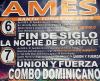 Cartel festas de Santo Tomé de Ames