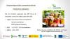 """Cartel do plan de formación sobre """"Transformación e conservación de produtos agrarios"""""""