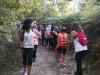 53 persoas participaron na andaina saudable que discorreu polo último tramo do Camiño Portugués