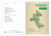 Imaxe do cartel das primeiras Xornadas de Toponimia