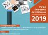 Cartel sexta edición do Certame de Fotografía Comercial Parque Empresarial de O Milladoiro