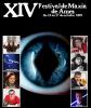 Cartel XIV Festival de Maxia de Ames