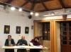 Imaxe do Consello Escolar Municipal celebrado esta semana no Pazo da Peregrina